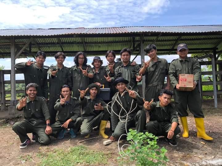 Mahasiswa FAST UMS Rappang mengikuti Musyawarah Wilayah Ikatan Senat Mahasiswa Peternakan Indonesia