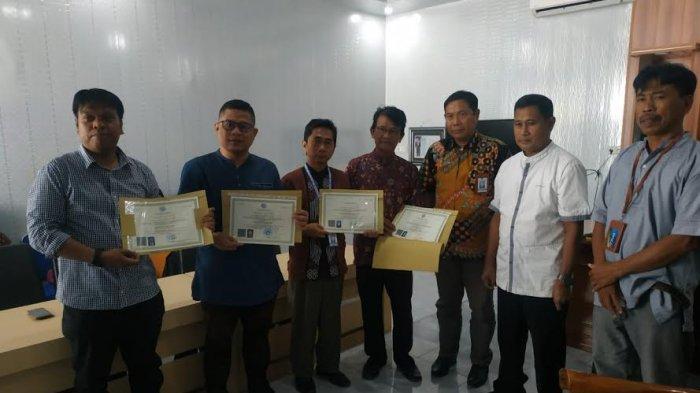 Sejumlah Dosen UMS Rappang Peroleh Serdos dari BPH dan Rektor